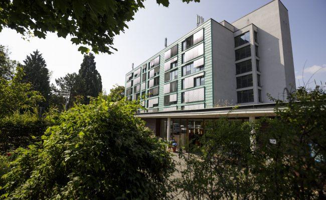 Sozialunternehmen leben&wohnen  (Fotograf: Jan Potente, 01782133550)